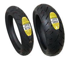 Dunlop Sportmax 190/50ZR17 120/70ZR17 Front Rear Motorcycle Tires GPR 300