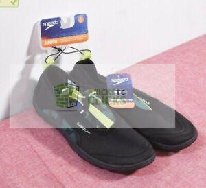 Speedo- Junior Surfwalker Boys Water Shoes Camo, Large 4-5, Green