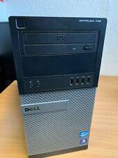 Dell OptiPlex 790 MT PC Core i7  2600 3.40GHz 500GB HDD 8GB DDR3 Win 10 Pro
