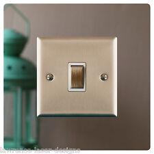 Mirror Light Switch Surround Finger Plate, Plain - FREE UK POSTAGE
