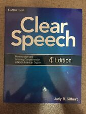 Clear Speech Student's Book : Pronunciation and Listening Comprehension... (4th)