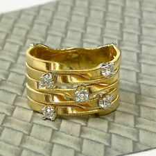 Marco Bicego Marakesh 18k Diamond Ring