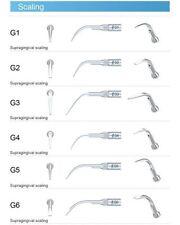 Inserto Ablatore Dentale EMS o Satelec compatibili ultrasonic dental scaler tips