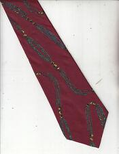 Versace:Gianni Classic-Auth-[New $400]100% Silk-Made In Italy-Va59-Men's Tie