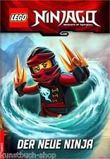 Fachbuch LEGO® Ninjago™ Der neue Ninja, fesselnde Geschichte, tolles Buch