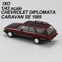1/43 IXO CHEVROLET DIPLOMATA CARAVAN SE 1989 Die Cast Car Model Rare Collection