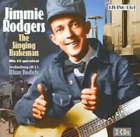 JIMMIE RODGERS (COUNTRY) - THE SINGING BRAKEMAN [LIVING ERA] NEW CD