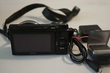 Excellent Sony Alpha NEX-5T 16.1MP Digital Camera Black (Body Only)flash charger