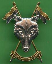 The  Scottish and North Irish Yeomanry Senior Ranks  Pouch Belt Badge