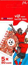 NVPH Postzegelboekje PB 60 EK 2000  Postfris  E-0270
