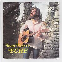 """ECHE Jean-Pierre Vinyle 45 tours SP 7"""" UNE OMBRE - LA BETE - MONDE MELODY 4503"""
