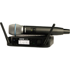 Shure GLXD24/B87A ( Beta 87A ) Handheld 2.4 Ghz Frequency Wireless System