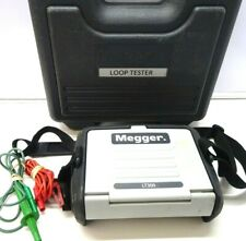 Megger LT300 Earth loop tester As Pictured Calibration Expires 02/2021