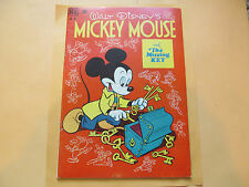 1949 COMIC BOOK NO.261  WALT DISNEY MICKEY MOUSE