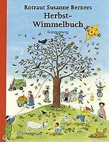 Herbst-Wimmelbuch von Rotraut Susanne Berner | Buch | Zustand gut