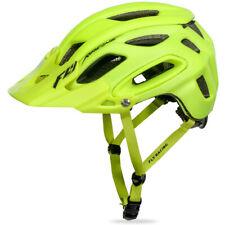 Fly Racing Downhill MTB Freestone Helmet Matte Hi-Vis Fluorescent Green XS/S NEW