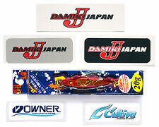 Original 20g/0.7oz Damiki Fighting spirit BackDrop #07 Micro Jig + 5 Stickers