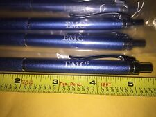 EMC2 Awesome Pair Of Two Pens New In Plastic Wrap Einstein Emc 2 Logo