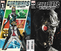 2020 Marvel Comics Guardians of the Galaxy #1 & 2 Main Covers 2 Book Lot