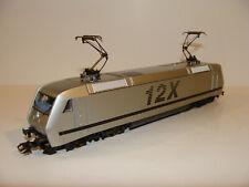 Märklin 34381 HO Scale DIGITAL - BR128 E-Lok 12X in Silver, #128 001-5  - LNIB