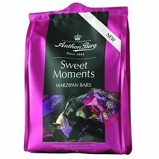 one Bag Anthon Berg Sweet Moments marzipan mini bars from Denmark 165g  NEW