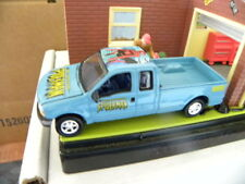 AMAZING SPIDER-MAN 2001 FORD F-250 SUPER CAB  JOHNNY LIGHTNING YESTERDAY & TODAY