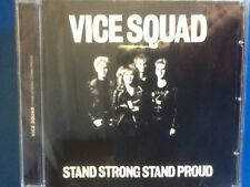 VICE. SQUAD.       STAND. STRONG.  STAND. PROUD.