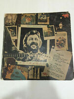 ERIC CLAPTON SLOW HAND GATEFOLD RARE LP RECORD vinyl INDIA INDIAN VG-