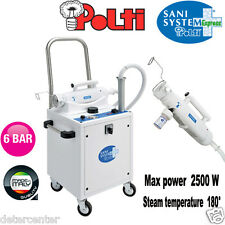 POLTI SANI SYSTEM FOR BIOLOGICAL CONTAMINATION OF SURFACES & TEXTLINES
