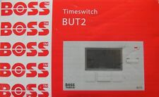 BOSS THERM BUT2 SINGLE CHANNEL 7 DAY DIGITAL HEATING PROGRAMMER
