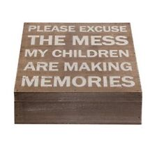 Wooden Storage Boxes, CHRISTMAS PERFECT, accessory for your home