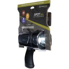 Goal Zero Spot LED Rechargeable Handheld Spot Light Black Easy Grip