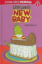 Little Lizard's New Baby (Stone Arch Readers)