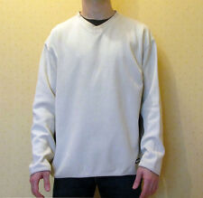 Pull Sweater Nike Blanc taille L
