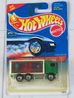 Hot Wheels 1995 #335 Photo Finish Series #4/4 Hiway Hauler Green