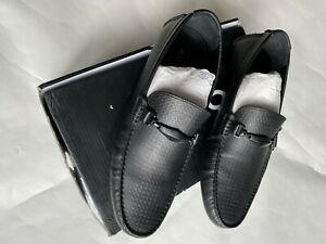 Black Aldo Loafers Ybilawiel size 9.5 but fits my 10.5/11 foot RRP £85