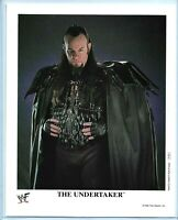 WWE UNDERTAKER P-531 OFFICIAL LICENSED AUTHENTIC ORIGINAL 8X10 PROMO PHOTO RARE