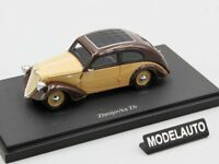 Autocult 1:43 Zbrojovka Z6, ivory-brown, Czech Republic, 1935
