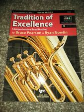 Tradition of Excellence Baritone/Euphonium B.C.-Book 1
