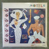 "The Motels - Careful, 12"" 33 rpm vinyl LP, Capitol Records ST-12070, 1980 USA"