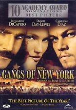 Gangs of New York , Dvd , English/French , New Sealed