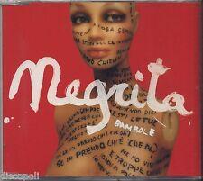 NEGRITA - Bambole - CDs SINGOLO NUOVO NON SIGILLATO NEW NOT SEALED 3 TRACKS