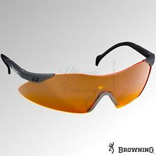 Browning Glasses Claybuster Shooting Glasses Orange (1279490)