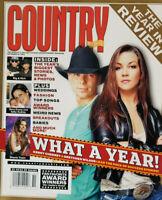 Country Weekly Magazine Dec 20 2004 - Kenny Chesney - Gretchen Wilson No Label