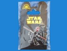 Disney Star Wars - Donald Duck as Darth Maul with Lightsaber Trading Pin