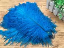 Wholesale 10-100 pcs natural ostrich feathers 6-16 inch/15-40cm 20 Colors