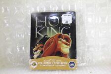 The Lion King Blu-ray Best Buy Steelbook BRAND NEW