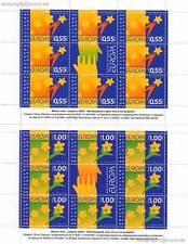 EUROPA CEPT 2006 INTEGRATION - BULGARIEN BULGARIA 4747-48 A KLEINBOGEN **