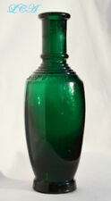 GREEN antique PALMER PERFUME bottle nice COLOR and scarce DESIGN
