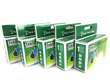 5x Compatible ink Cartridge PGI-650 CLI-651 for Canon Pixma IP7260 MG5400 MG5460